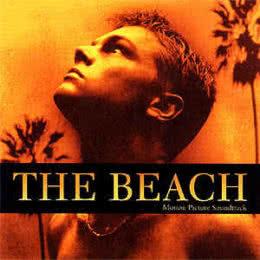 Обложка к диску с музыкой из фильма «Пляж»