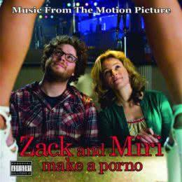 Обложка к диску с музыкой из фильма «Зак и Мири снимают порно»