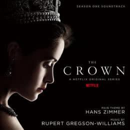 Обложка к диску с музыкой из сериала «Корона (1 сезон)»