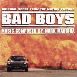 Обложка к диску с музыкой из фильма «Плохие парни»