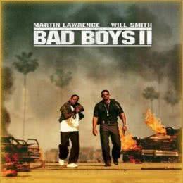 Обложка к диску с музыкой из фильма «Плохие парни 2»