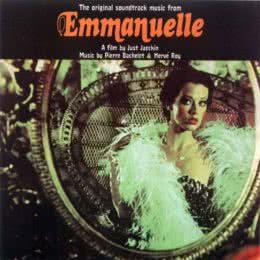 Обложка к диску с музыкой из фильма «Эммануэль»