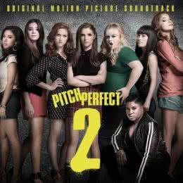 Обложка к диску с музыкой из фильма «Идеальный голос 2»