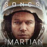 Маленькая обложка диска c музыкой из фильма «Марсианин»