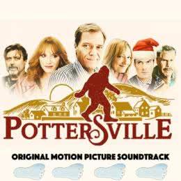Обложка к диску с музыкой из фильма «Поттерсвилль»