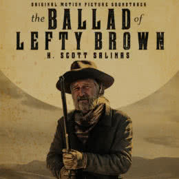 Обложка к диску с музыкой из фильма «Баллада о Лефти Брауне»