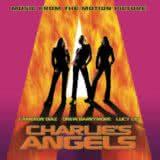 Маленькая обложка диска c музыкой из фильма «Ангелы Чарли»
