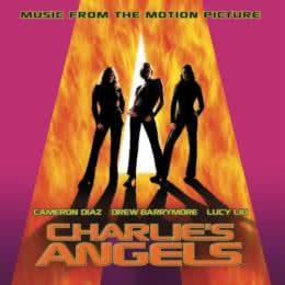 Обложка к диску с музыкой из фильма «Ангелы Чарли»