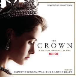 Обложка к диску с музыкой из сериала «Корона (2 сезон)»