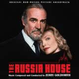 Маленькая обложка диска c музыкой из фильма «Русский дом»