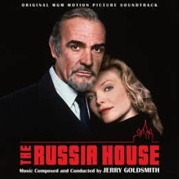 Обложка к диску с музыкой из фильма «Русский дом»