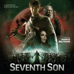 Обложка к диску с музыкой из фильма «Седьмой сын»