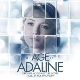 Обложка к диску с музыкой из фильма «Век Адалин»
