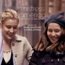 Обложка к диску с музыкой из фильма «Госпожа Америка»