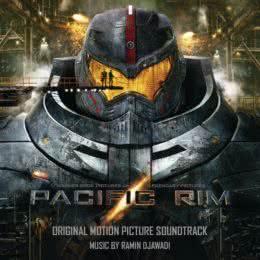 Обложка к диску с музыкой из фильма «Тихоокеанский рубеж»