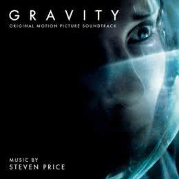 Обложка к диску с музыкой из фильма «Гравитация»