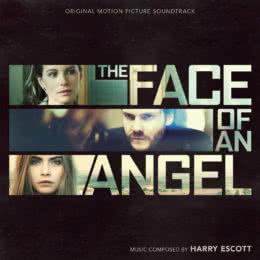 Обложка к диску с музыкой из фильма «Лицо ангела»