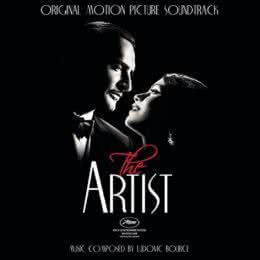 Обложка к диску с музыкой из фильма «Артист»