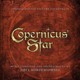 Обложка к диску с музыкой из фильма «Звезда Коперника»