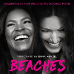 Обложка к диску с музыкой из фильма «На пляже»