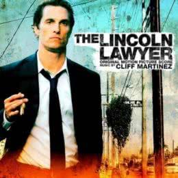Обложка к диску с музыкой из фильма «Линкольн для адвоката»