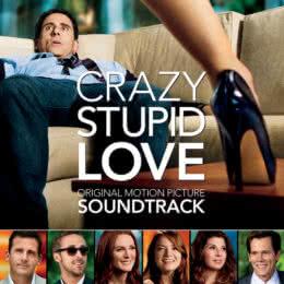 Обложка к диску с музыкой из фильма «Эта дурацкая любовь»