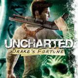 Маленькая обложка диска c музыкой из игры «Uncharted: Drake's Fortune»