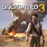 Маленькая обложка диска c музыкой из игры «Uncharted 3: Drake's Deception»