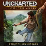 Маленькая обложка диска c музыкой из игры «Uncharted: Golden Abyss»