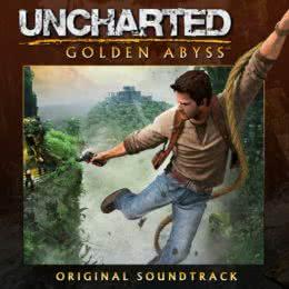Обложка к диску с музыкой из игры «Uncharted: Golden Abyss»