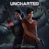 Маленькая обложка диска c музыкой из игры «Uncharted: The Lost Legacy»
