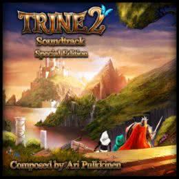 Обложка к диску с музыкой из игры «Trine 2»