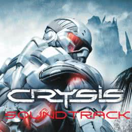 Обложка к диску с музыкой из игры «Crysis»