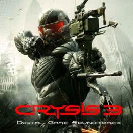Обложка к диску с музыкой из игры «Crysis 3»