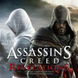 Маленькая обложка диска c музыкой из игры «Assassin's Creed: Revelations»