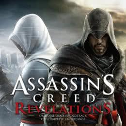 Обложка к диску с музыкой из игры «Assassin's Creed: Revelations»