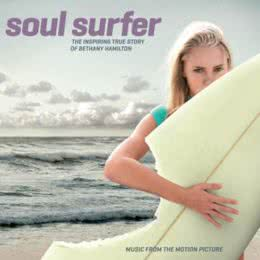 Обложка к диску с музыкой из фильма «Серфер души»