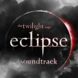 Обложка к диску с музыкой из фильма «Сумерки. Сага. Затмение»