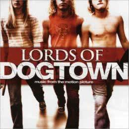 Обложка к диску с музыкой из фильма «Короли Догтауна»