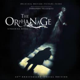 Обложка к диску с музыкой из фильма «Приют»