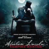 Маленькая обложка диска c музыкой из фильма «Президент Линкольн: Охотник на вампиров»