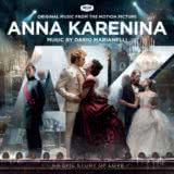 Маленькая обложка диска с музыкой из фильма «Анна Каренина»