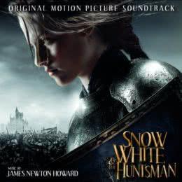 Обложка к диску с музыкой из фильма «Белоснежка и охотник»