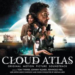 Обложка к диску с музыкой из фильма «Облачный атлас»