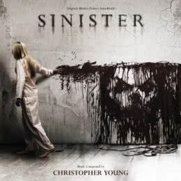 Обложка к диску с музыкой из фильма «Синистер»