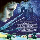 Маленькая обложка диска c музыкой из фильма «Эдвард руки-ножницы»