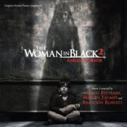 Обложка к диску с музыкой из фильма «Женщина в черном 2: Ангел смерти»