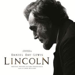 Обложка к диску с музыкой из фильма «Линкольн»