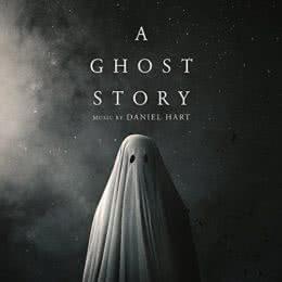 Обложка к диску с музыкой из фильма «История призрака»