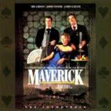 Маленькая обложка диска c музыкой из фильма «Мэверик»